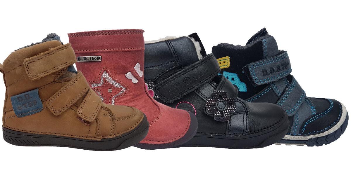 DD Step téli cipő, DD Step téli bakancs, DD Step lány csizma, jöhet a hó!
