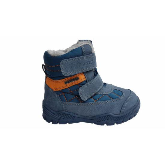 Vízálló DD Step téli gyerekcipő