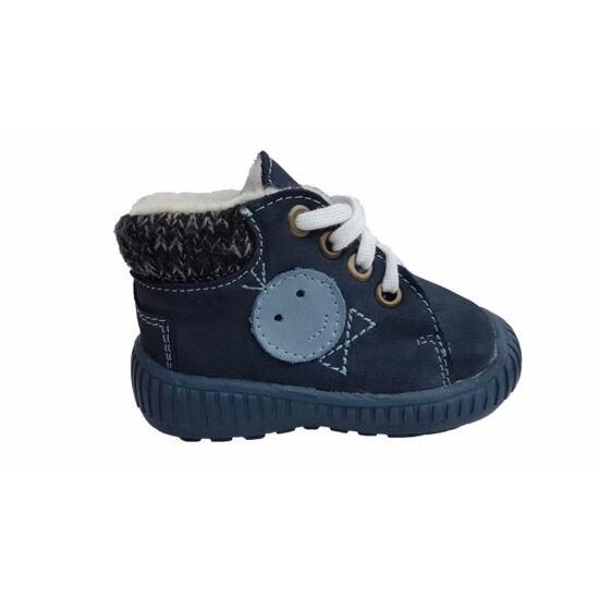 Maus első lépés téli fiú cipő,smile