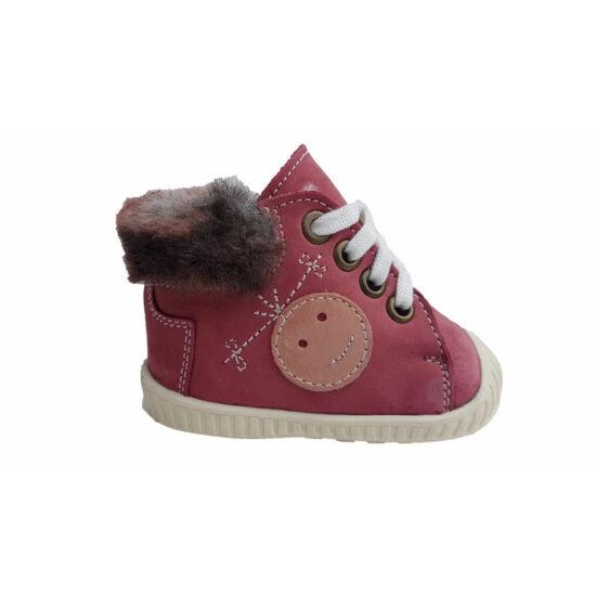 Maus első lépés téli cipő,smile