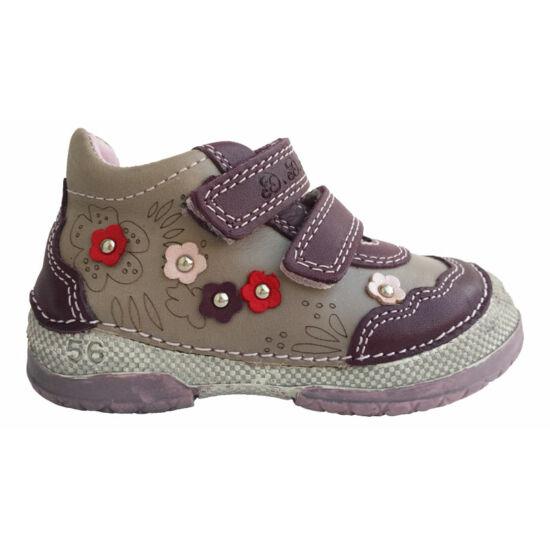 D.D.Step lány cipő,apró virágos