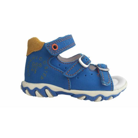 D.D.Step szandál, 3 csatos kék